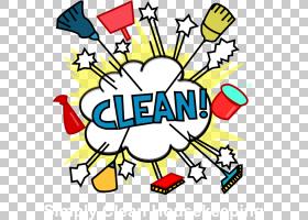 清洁卡通清洁家务,清洁女士PNG剪贴画漫画,厨房,文本,室内设计服