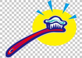 牙刷,卡通红色牙刷PNG剪贴画卡通人物,文本,摄影,徽标,生日快乐矢