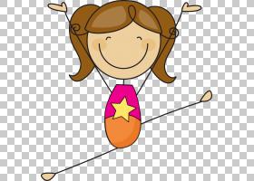 简笔图女孩,棒图女孩PNG剪贴画儿童,食品,卡通,虚构人物,女人,网
