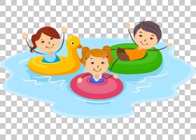 游泳儿童,游泳png剪贴画手,电脑,蹒跚学步,游泳池,男孩,卡通,免版图片