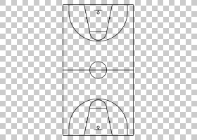 篮球场篮球教练比赛场,篮球场PNG剪贴画角,白,文字,运动,单色性,