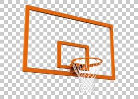 篮球竞技场篮板篮球场,三维立体卡通篮球PNG剪贴画卡通人物,角度,