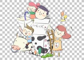 牛奶数字视频,母亲采取婴儿牛奶PNG剪贴画婴儿公告卡,儿童,食品,