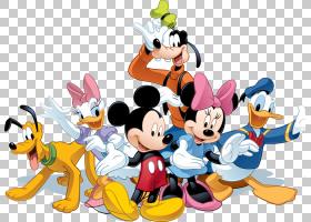米老鼠唐老鸭华特迪士尼公司米妮老鼠高飞,米老鼠,迪斯尼人物照片