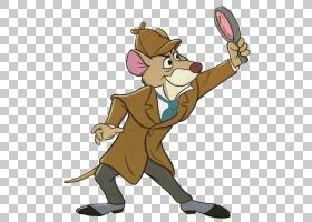 米老鼠米妮侦探,鼠标PNG剪贴画哺乳动物,英雄,食肉动物,脊椎动物,