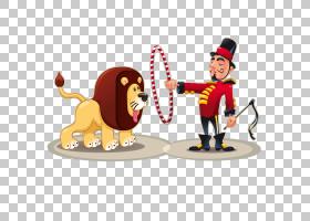 狮子驯服马戏团,马戏团PNG剪贴画杂项,食品,生日快乐矢量图像,卡
