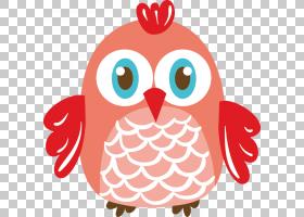 猫头鹰鸟,猫头鹰PNG剪贴画儿童,动物,心脏,脊椎动物,卡通,动物,封