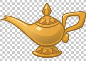 精灵阿拉丁油灯Jafar Light,阿拉丁PNG剪贴画食品,灯笼,灯,卡通,