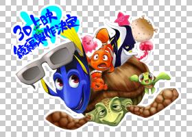寻找Nemo Marlin,nemo PNG剪贴画食品,卡通,皮克斯,马林鱼,有机体