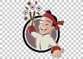 寿司卡通日本料理Itamae,寿司PNG剪贴画儿童,画,食品,手,男孩,虚
