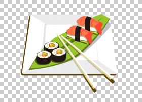 寿司日本料理,寿司PNG剪贴画食品,封装的PostScript,美食,卡通寿