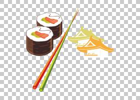 寿司日本料理生鱼片Makizushi加州卷,寿司PNG剪贴画食品,建筑,免