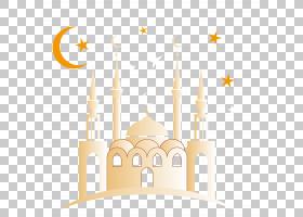 文本,发光的Eid Al-Mubarak背景,清真寺PNG clipart白,婚礼,海报,