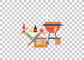 文本卡通,手绘烧烤PNG剪贴画水彩绘画,烧烤,食品,手绘,户外娱乐,