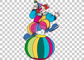 小丑马戏团,小丑PNG剪贴画性能,小丑帽子,虚构人物,卡通,马戏团小