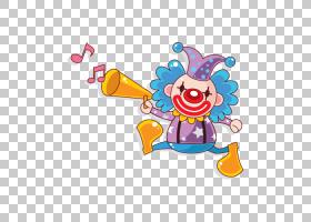 小丑马戏团卡通,马戏团PNG剪贴画杂项,海报,性能,马戏团大象,线,