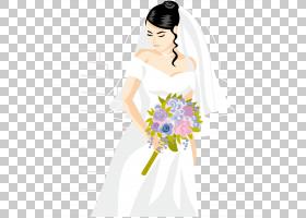 新郎摄影,拿着花束PNG clipart的新娘头发配件,人,婚礼,生日快乐