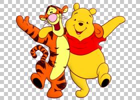 小猪Eeyore小熊维尼跳跳虎,小熊维尼和老虎卡通,小熊维尼和跳跳虎