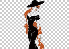 时尚皇室 - 模型标志,卡通模型设计PNG剪贴画卡通人物,名人,漫画,