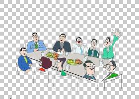 晚餐图标,会议晚宴PNG剪贴画白色,手,人,团队,公共关系,卡通,封装