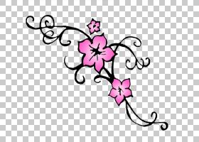 樱花绘画水彩画,花大纲的PNG剪贴画插花,铅笔,分支,对称性,卡通,