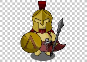 战士内容罗马士兵#5斯巴达军队,战士徽标的PNG剪贴画卡通,虚构人