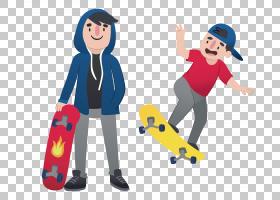 欧几里德Adobe Illustrator滑板,滑板男孩设计PNG剪贴画孩子,人们