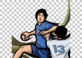 手球运动足球网球,手球比赛PNG剪贴画电脑壁纸,卡通人物,卡通,封