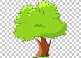 树卡通,芒果PNG剪贴画叶,演示文稿,植物茎,草,花,有机体,松,植物,