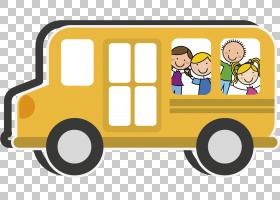 校车动画校车,校车PNG剪贴画儿童,摄影,学校用品,徽标,汽车,生日