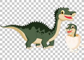 恐龙足迹预留霸王龙恐龙甲龙,大小恐龙恐龙PNG剪贴画cdr,蛋壳,动