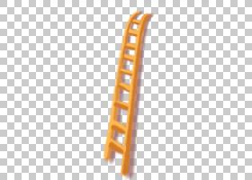 梯子动画片,动画片梯子PNG clipart卡通人物,角度,画,手,技术,橙