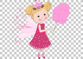 棉花糖棉花糖,可爱卡通天使棉花糖PNG剪贴画卡通人物,孩子,心,蹒