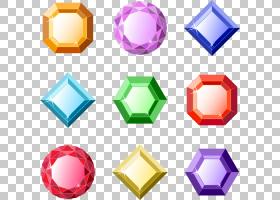 欧几里德宝石图标,钻石PNG剪贴画矩形,钻石,石头,钻石矢量,卡通,