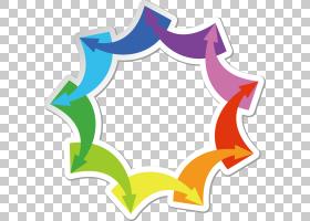 欧几里德箭头,彩色箭头PNG剪贴画颜色飞溅,简单,颜色铅笔,颜色,颜