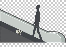 欧几里德自动扶梯,走楼上的自动扶梯PNG剪贴画角度,电子产品,卡通
