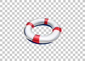 救生圈个人浮选设备,救生圈PNG剪贴画卡通,adobe插画,资源,红色,