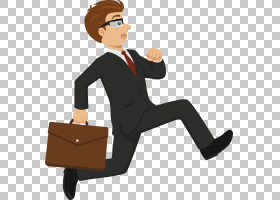 商人卡通,SALESMAN PNG剪贴画手,公共关系,招聘人员,手臂,免版税,