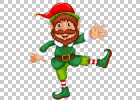 圣诞老人圣诞节矮子,圣诞老人PNG clipart食品,假期,小精灵,卡通,