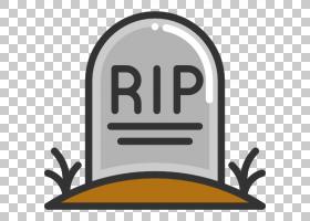 墓石坟墓公墓休息在和平墓,公墓PNG剪贴画杂项,徽标,卡通,葬礼,登