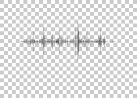 声波声音,音乐声波,生命线PNG剪贴画质地,角度,白色,文本,矩形,单