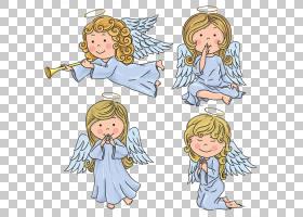 天使卡通,天使PNG剪贴画儿童,摄影,友谊,蹒跚学步,男孩,头,虚构人