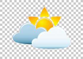 天气气候云,天气PNG剪贴画天气预报,气象,电脑壁纸,卡通,炎热的天
