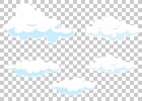 天空线点图案,卡通云设置透明,白云PNG剪贴画蓝色,角,白色,文本,