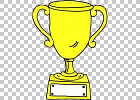 奖杯,卡通奖杯的PNG剪贴画文本,奖牌,笑脸,区域,线艺术,线,免费内