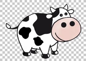 奶牛的内容,牛吃的PNG剪贴画哺乳动物,食物,狗像哺乳动物,卡通,虚