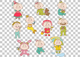 婴儿卡通,宝贝,可爱,发芽PNG剪贴画爱,孩子,画,手,婴儿,人们,幼儿