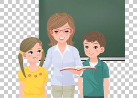 学生教师黑板教育,学生要求教师工作PNG剪贴画儿童,画,卡通手绘,