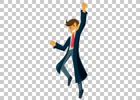 学生毕业典礼,快乐的跳跃PNG剪贴画杂项,白色,手,公共关系,大学,