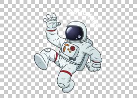 宇航员太空服皇家 - 绘图,宇航员PNG剪贴画漫画书,手,脊椎动物,运